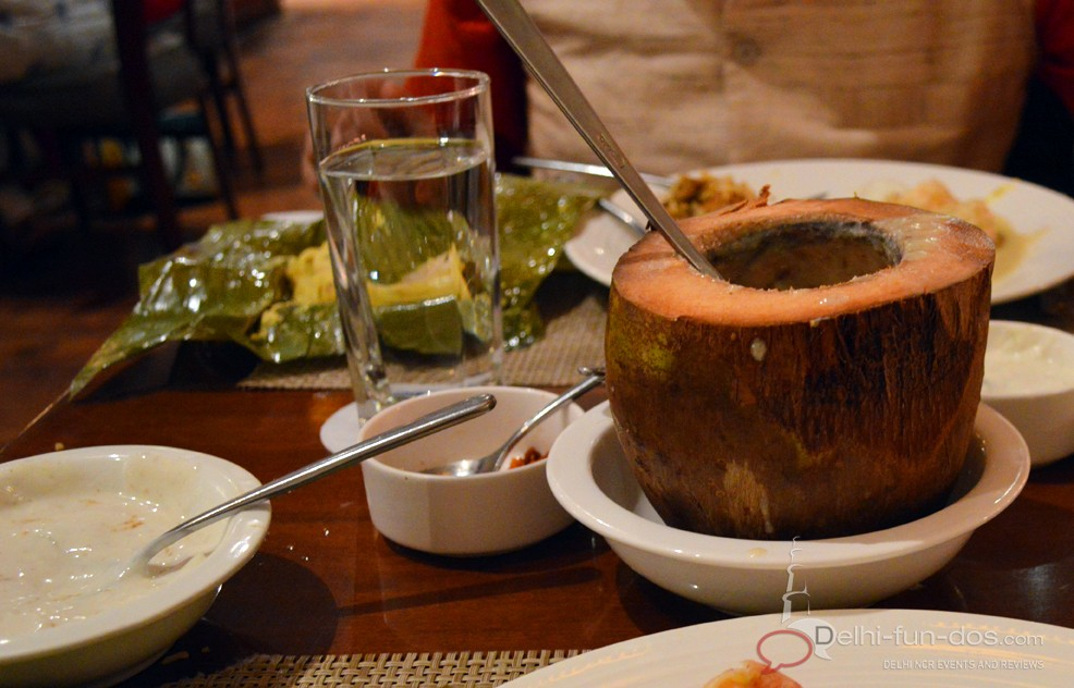 Oh calcutta reviews delhi fun for Awadhi cuisine history