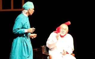 Delhi-Ciously Chekov – Play featuring Tom Alter
