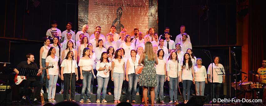 The Capital City Minstrels – a choir music concert