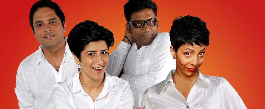 Stand-up to Ghanta Awards of Bollywood Nomination