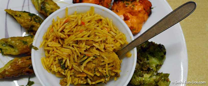 London Street Kitchen Rajinder Nagar Menu