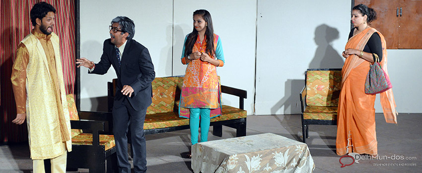 Ballabhpur ki Roopkatha – play directed by Sunil Rawat