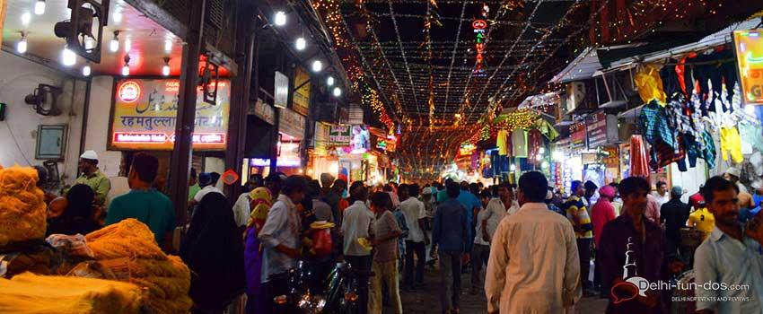 Ramzan Food Trail 2016 – 4 Chandni Chowk destinations beyond Karim's
