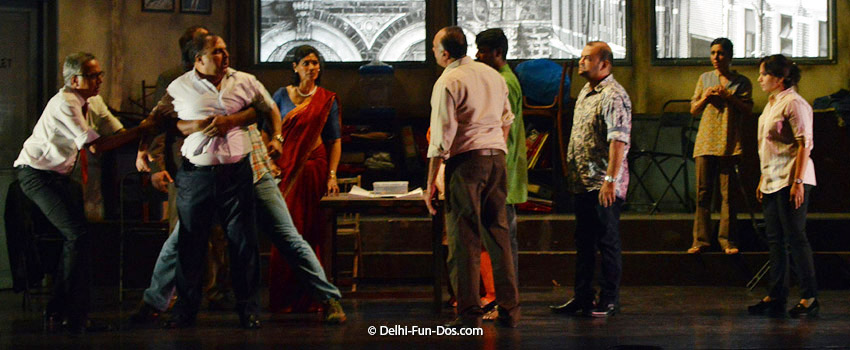 12 Angry Jurors – a theatre initiative by Aadyam