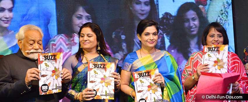 FnB Buzz – Magazine launch at Hyatt Gurgaon