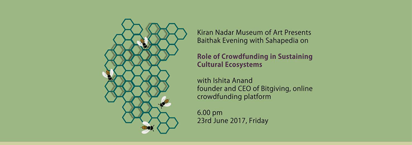 Baithak | Role Of Crowdfunding in Sustaining Cultural