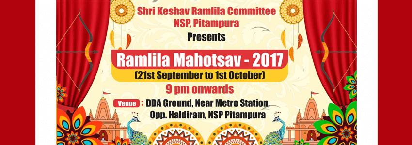 Shree Keshav Ramlila Mohatsav 2017