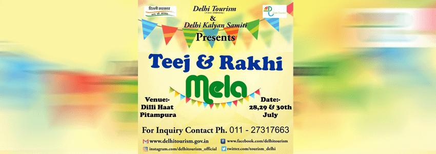 Teej & Rakhi Mela