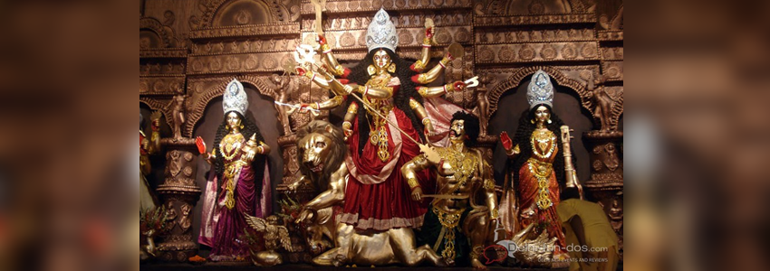 Durga Puja through the lens of a foodie
