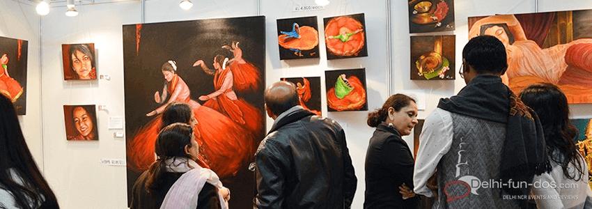 India Art Festival 2017