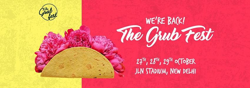 The Grub Fest 2017