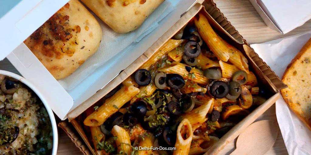 Timpano - Italian Food Delivery In Delhi Ncr | Delhi-fun-dos.com