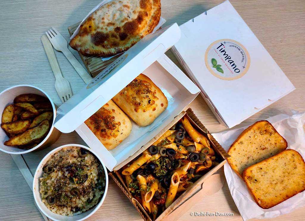 pasta-risotto-garlic-breads-from-timpano-delhi