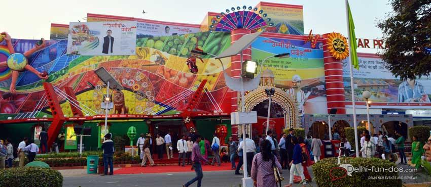 India International Trade Fair IITF 2015